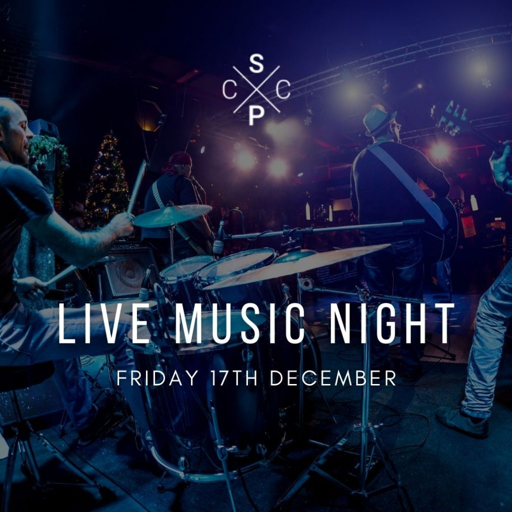 live music at spcc hedge end